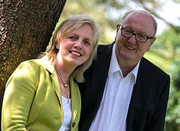 Annemarie Heuer & Wilfried Gellrich - Die Gründer von at-home